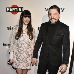 Carlos Bardem y Cecilia Gessa en la alfombra roja de los Premios Fotogramas de Plata 2016