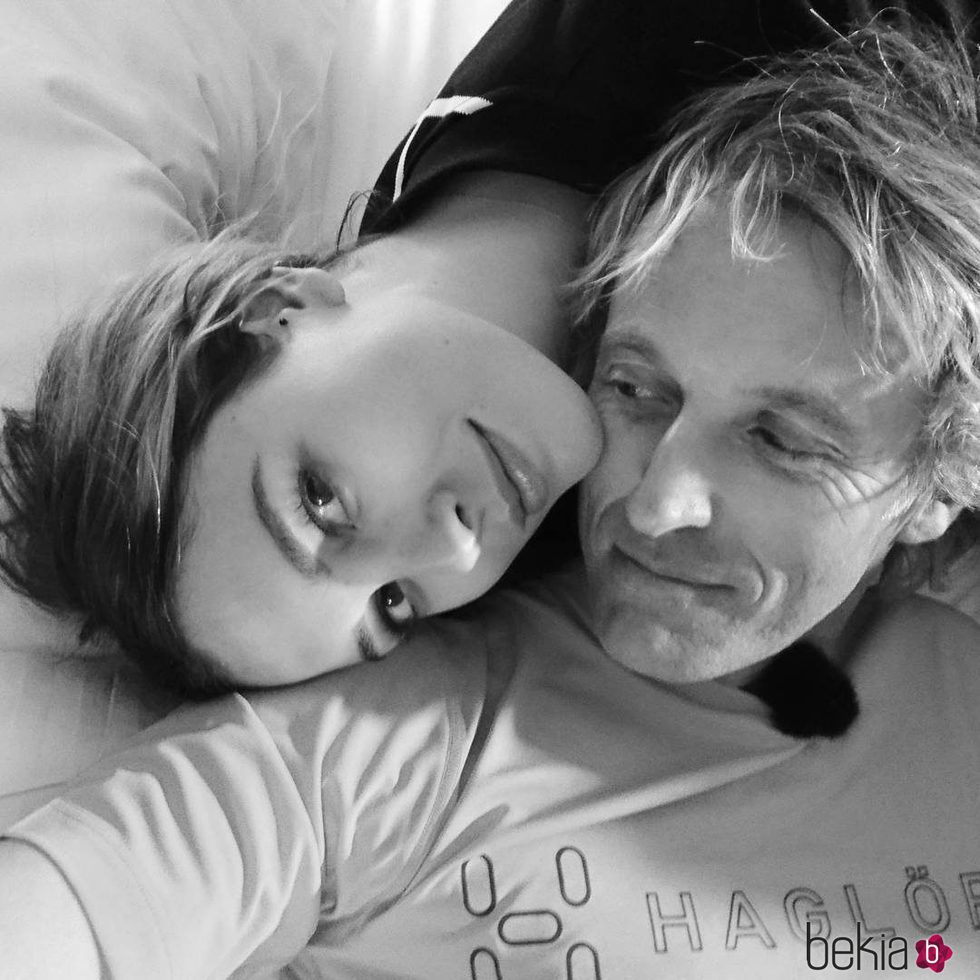 Blanca Suárez y Jesús Calleja se ponen románticos en su viaje por Jordania