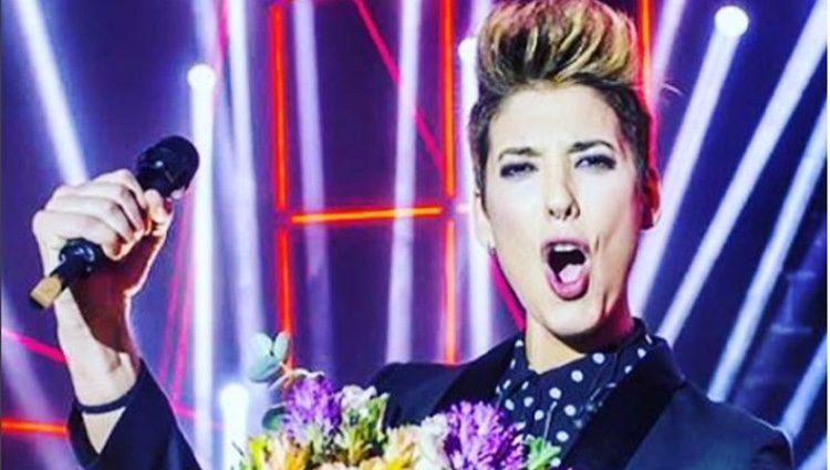 LeKlein tras la gala de 'Objetivo Eurovisión'