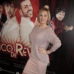 Marlene Mourreau en el estreno de 'Un chico de revista'