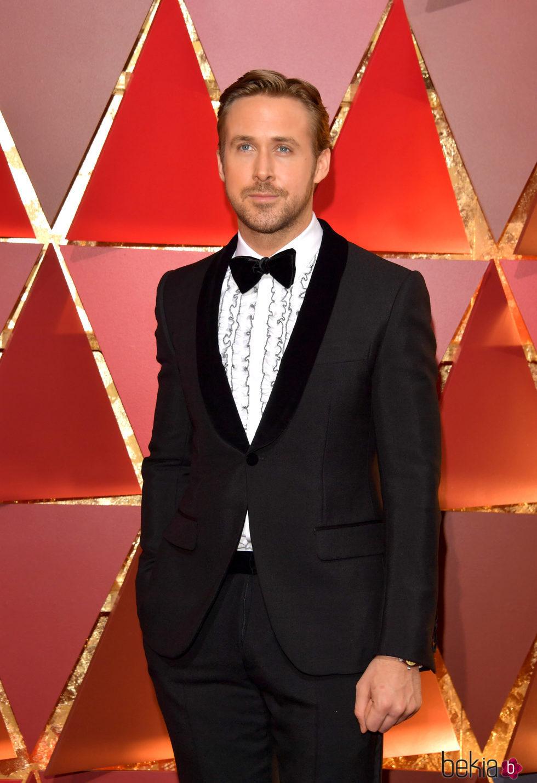 Ryan Gosling en los Annual Academy Awards