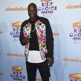 Lamar Odom en los Nickelodeon Kids' Choice Awards 2017