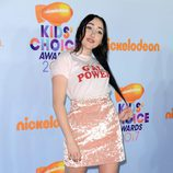 Noah Cyrus en los Nickelodeon Kids' Choice Awards 2017