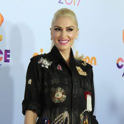 Gwen Stefani en los Nickelodeon Kids' Choice Awards 2017
