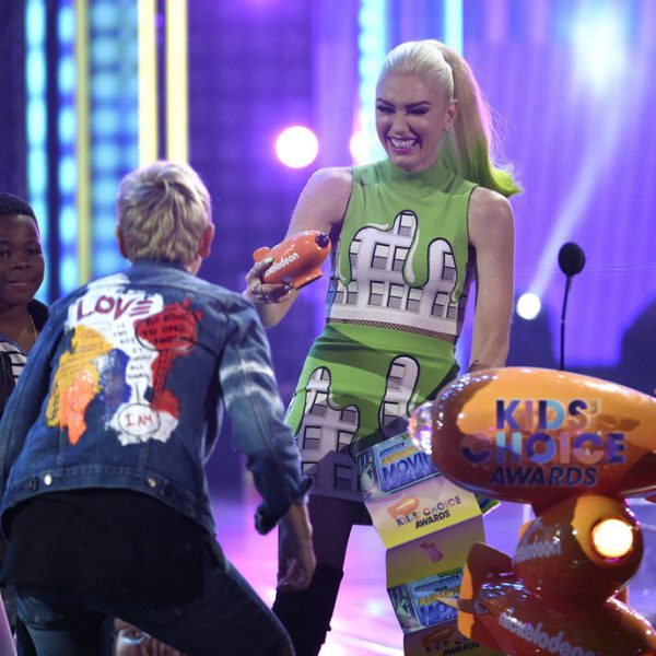 Gala y red carpet de los Nickelodeon Kids' Choice Awards 2017
