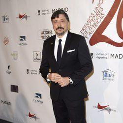 Carlos Bardem en la red carpet de la XXVI edición de los Premios de la Unión de Actores