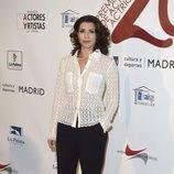 Alicia Borrachero en la red carpet de la XXVI edición de los Premios de la Unión de Actores