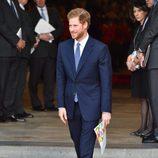 El Príncipe Harry en la Misa del Día de la Commonwealth 2017