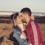 Rodrigo y Bea ('GH 17') en una romántica imagen en Valencia