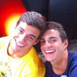 Antônio y Manoel Rafaski