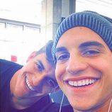Manoel y Antônio Rafaski, los gemelos brasileños de 'BBB 17'