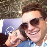 Los gemelos Rafaski, antes de viajar a España para entrar en 'GH VIP 5'