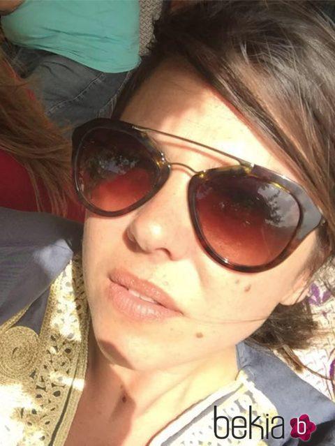 Lucía Matamoros, la hermana más deconocida de la familia