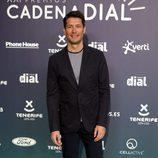 Jaime Cantizano en la alfombra roja de los Premios Cadena Dial 2017