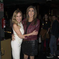 Paz Padilla y Ana Obregón en la fiesta de presentación de la ginebra de Álex Lequio