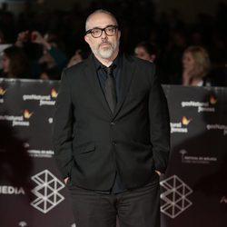 Álex de la Iglesia en la inauguración del Festival de Cine de Málaga 2017