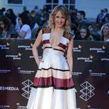 Marta Larralde en la inauguración del Festival de Cine de Málaga 2017