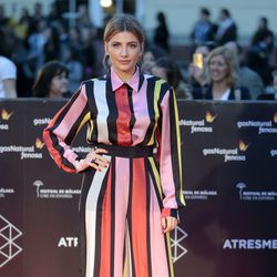 Miriam Giovanelli en la inauguración del Festival de Cine de Málaga 2017