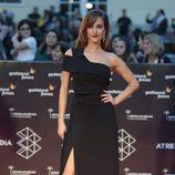 Silvia Alonso en la inauguración del Festival de Cine de Málaga 2017