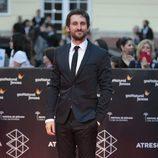 Raúl Arévalo en la inauguración del Festival de Cine de Málaga 2017