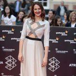 Cuca Escribano en la inauguración del Festival de Cine de Málaga 2017