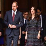 Los Duques de Cambridge de visita en Los Inválidos de París