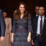 Kate Middleton de visita en Los Inválidos de París