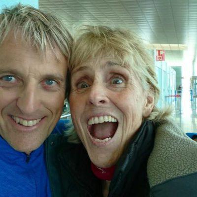 Jesús Calleja y Mercedes Milá a punto de emprender el viaje al Polo Norte
