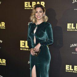 Blanca Suárez en la presentación de la película 'El Bar' en los cines Callao de Madrid