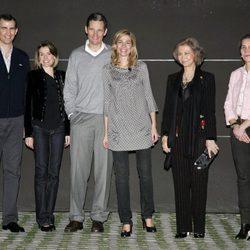 Iñaki Urdangarin celebra su cumpleaños con la Infanta Cristina, los Reyes Felipe y Letizia, la Reina Sofía y la Infanta Elena