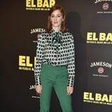Ana Polvorosa en la presentación de la película 'El Bar' en los cines Callao de Madrid