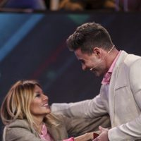 Ivonne Reyes y Sergio Ayala muy cariñosos en la gala 13 de 'Gran Hermano VIP'