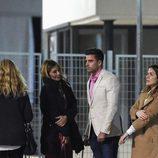 Sergio Ayala e Ivonne Reyes compartiendo momentos en Madrid