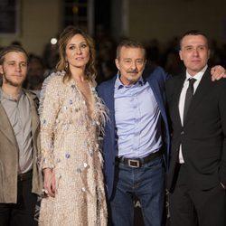Nathalie Poza y Juan Diego presentan 'No sé decir adiós' en el Festival de Málaga 2017