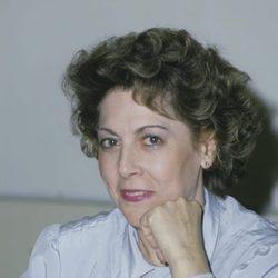Paloma Gómez Borrero de joven
