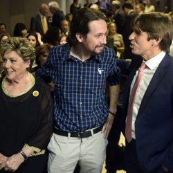 Paloma Gómez Borrero, Pablo Iglesias y el Cordobés