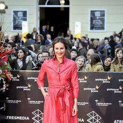 Ana Milán en la gala de clausura del Festival de Cine de Málaga