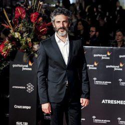 Leonardo Sbaraglia en la gala de clausura del Festival de Cine de Málaga