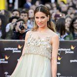 Vanesa Romero en la gala de clausura del Festival de Cine de Málaga