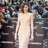 Marta Nieto en la gala de clausura del Festival de Cine de Málaga