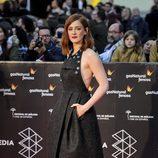 Ana Polvorosa en la gala de clausura del Festival de Cine de Málaga