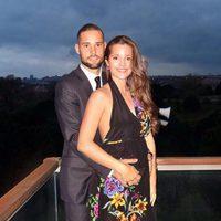 Malena Costa y Mario Suárez confirman que esperan su segundo hijo