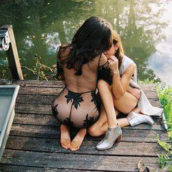 Lauren Jauregui y Lucy Vives en una tierna sesión fotográfica