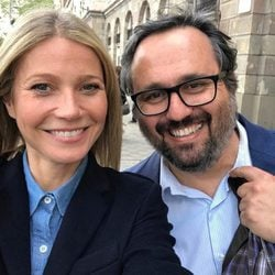 Gwyneth Paltrow con su 'hermano' español
