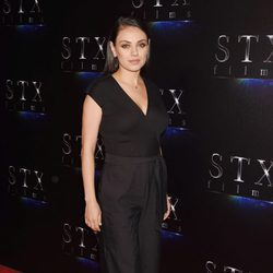 Mila Kunis en la presentación de 'The State of the Industry: Past, Present and Future'