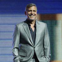George Clooney en el CinemaCon de Las Vegas