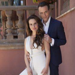 Kate del Castillo y Erik Hayser en 'Ingobernable'