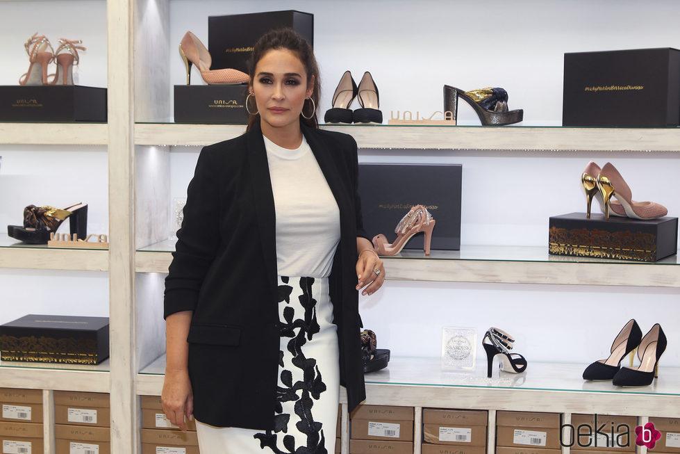 9f272ae70 Vicky Martín Berrocal presenta su nueva colección de zapatos - Así ...