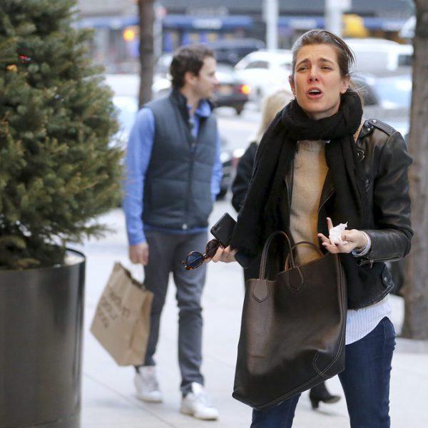 Carlota Casiraghi y Dimitri Rassam, dos enamorados en Nueva York