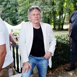Roman Polanski en la Feria del Libro de Loches